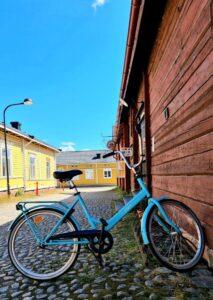Veijo Pruuki Loviisa polkupyörä